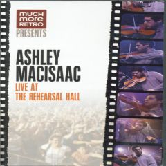 Ashley MacIsaac - Live At The Rehearsal Hall (DVD)