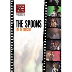 The Spoons  - Live In Concert (DVD)